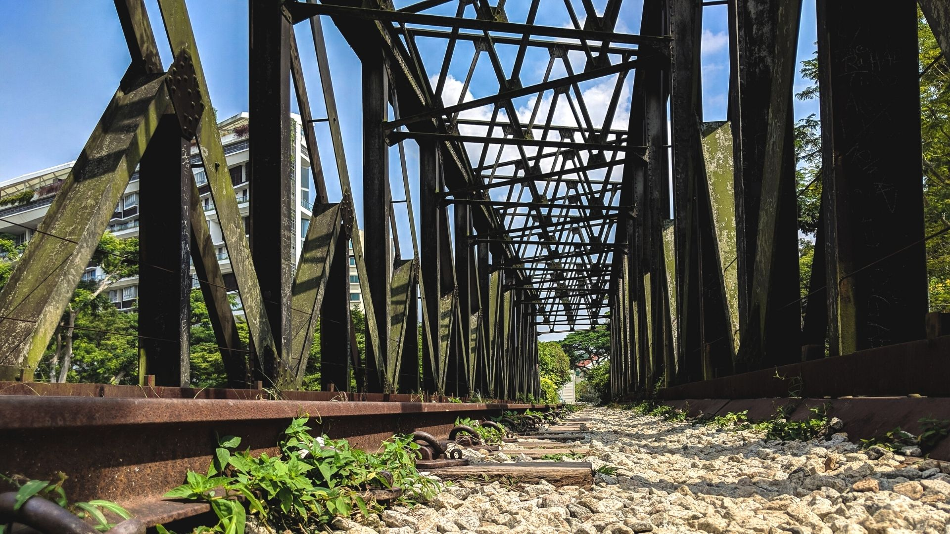 Heritage of Rail Corridor